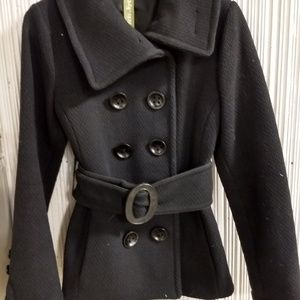 Soia and Kyo wool coat